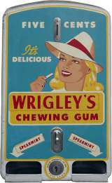 Wrigley's Chewing Gum the  Vending Machine