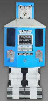 Zord Robovend the Coin-op Vending Machine