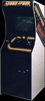 Speed Freak the  Arcade Video Game