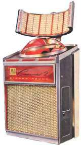 Continental 2 [Model XJDB-200] the  Jukebox