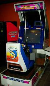 Sport Fishing 2 [Model 610-0373-06] the Arcade Video Game