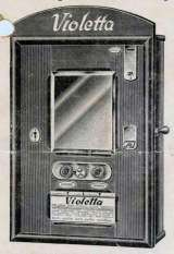 Violetta the  Vending Machine
