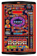 Club Red Dragon [Model QPS160] the  Fruit Machine