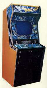 Space Ship the  Arcade PCB