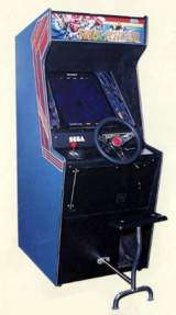 Pro-Racer the Arcade Video Game