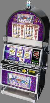 Triple Butterfly Sevens [3-Reel, 1-Line, 2-Coin] the  Slot Machine
