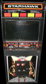 Star Hawk the  Arcade Video Game PCB