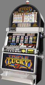 Triple Lucky 7's [5-Reel] the  Slot Machine