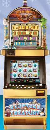 Klondike Treasure [Jackpot Hunter] the  Slot Machine
