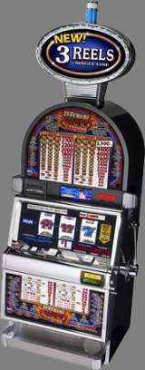 2x3x4x5x Red Hot 7's the  Slot Machine