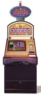 Cash King Checkers the  Slot Machine