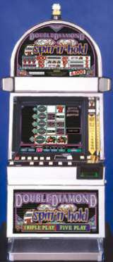 Double Diamond - Spin 'n' Hold the  Slot Machine