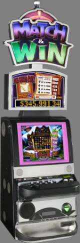 Match & Win the  Slot Machine