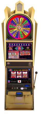 Wheel of Fortune - Five Times Pay the Slot Machine