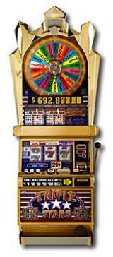 Wheel of Fortune - Triple Stars the Slot Machine