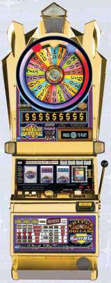 Wheel of Fortune - Triple Dollars - Multi-Win the  Slot Machine