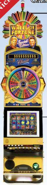 Wheel of Fortune - Special Edition - Classic the  Slot Machine