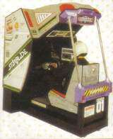 Starblade the  Arcade Video Game