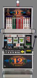12 times pay slot machine odds