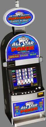 All-Star Poker - Multi-Game the Slot Machine
