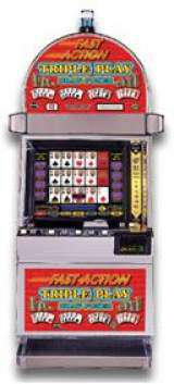 Fast Action Draw Poker the Slot Machine