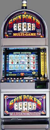 Spin Poker - Multi-Game the  Slot Machine