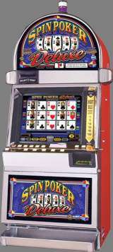 Spin Poker Deluxe the Slot Machine