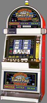Super Times Pay Poker the Slot Machine