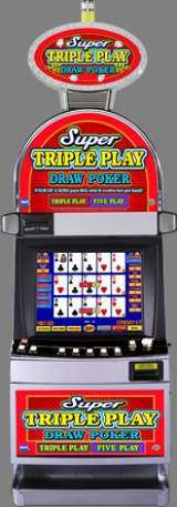 Super Triple Play Draw Poker the  Slot Machine