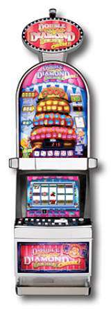 Double Triple Diamond Deluxe With Cheese! the Slot Machine