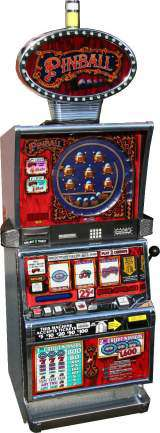 Pinball [2-Coin Buy-A-Pay] the  Slot Machine