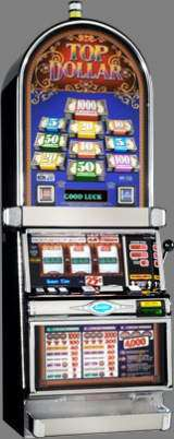 Top Dollar [3-Reel, 1-Line, 3-Coin] the  Slot Machine