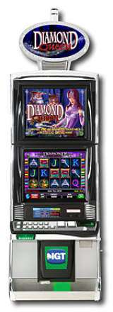 Diamond Queen the  Slot Machine