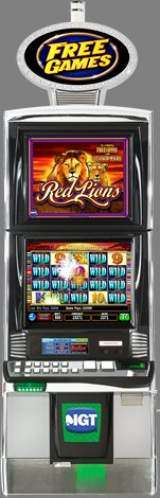 Red Lions the  Slot Machine