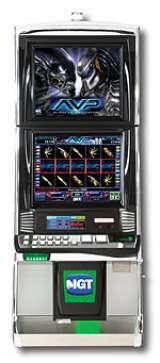 Avp Alien Vs Predator Slot Machine By Igt 200