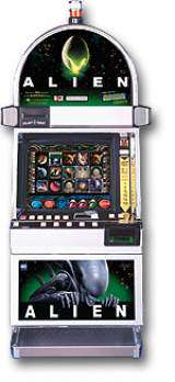 Alien the  Slot Machine