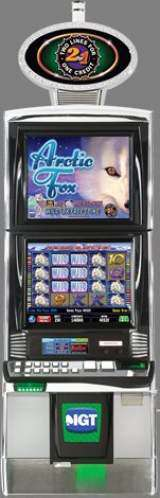 Arctic Fox the  Slot Machine