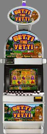 Betti the Yetti the Slot Machine