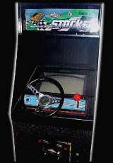Stocker - Drive all the way from coast to coast ! the  Arcade Video Game