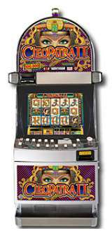 Cleopatra II the  Slot Machine