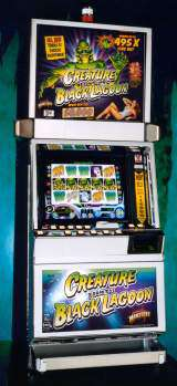 Creature from the Black Lagoon the  Slot Machine