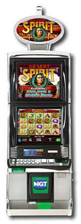 Desert Spirit the  Slot Machine