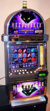 hexbreaker slot machine