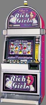 Rich Girl the  Slot Machine