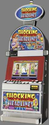 Shocking Headlines the  Slot Machine