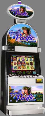 South Pacific the  Slot Machine