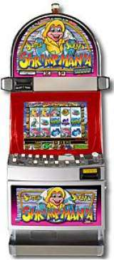 Super Sally's Shrimpmania the Slot Machine