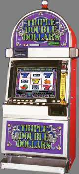 Triple Double Dollars [Video Slot] machine