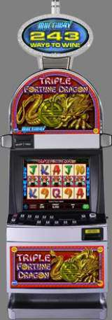 Triple Fortune Dragon the  Slot Machine