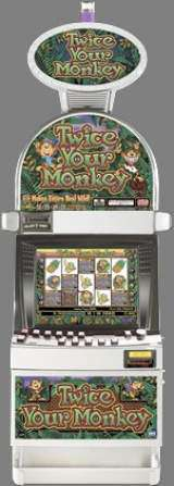 Twice Your Monkey the  Slot Machine